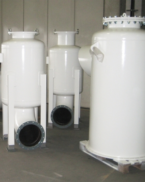 Silencers for compressor units